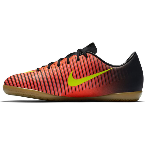... Nike MercurialX Victory VI IC Indoor Soccer Shoes - Total Crimson ...