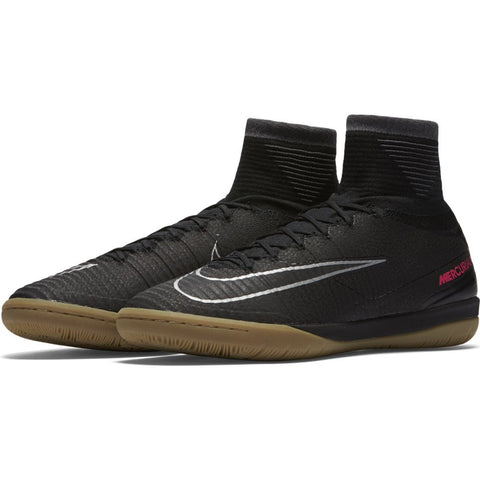 Nike MercurialX Proximo IC Indoor Soccer Shoes - Black