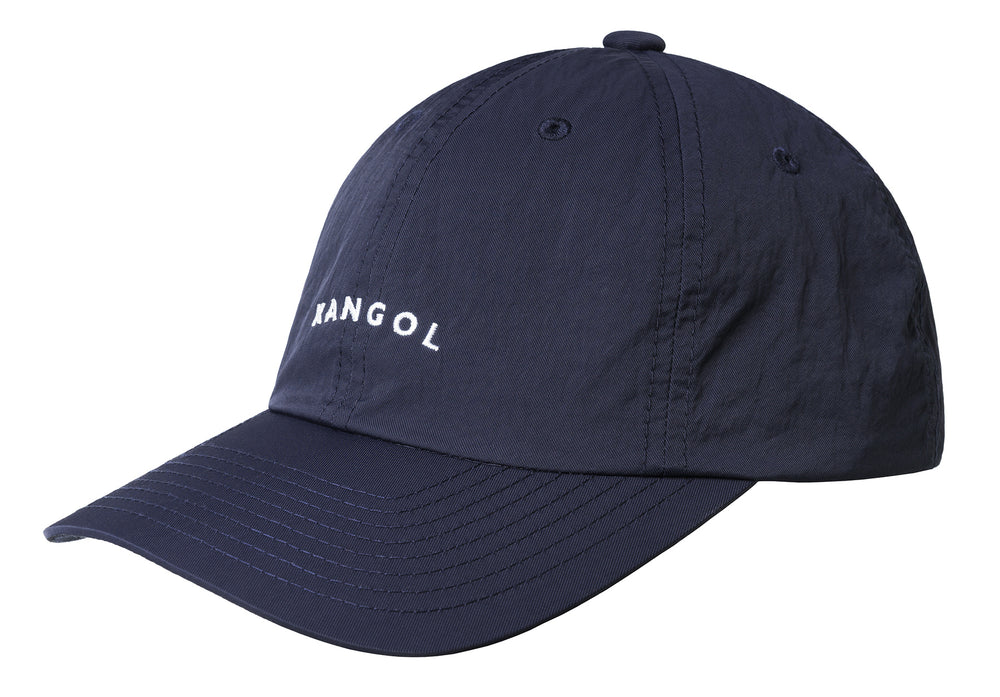 Kangol Pattern Flexfit Baseball - Navy - Village Soccer Shop