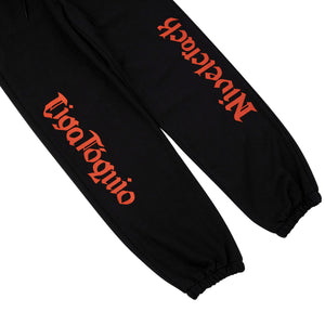 Nivelcrack Far East Derby Sweatpants - Black