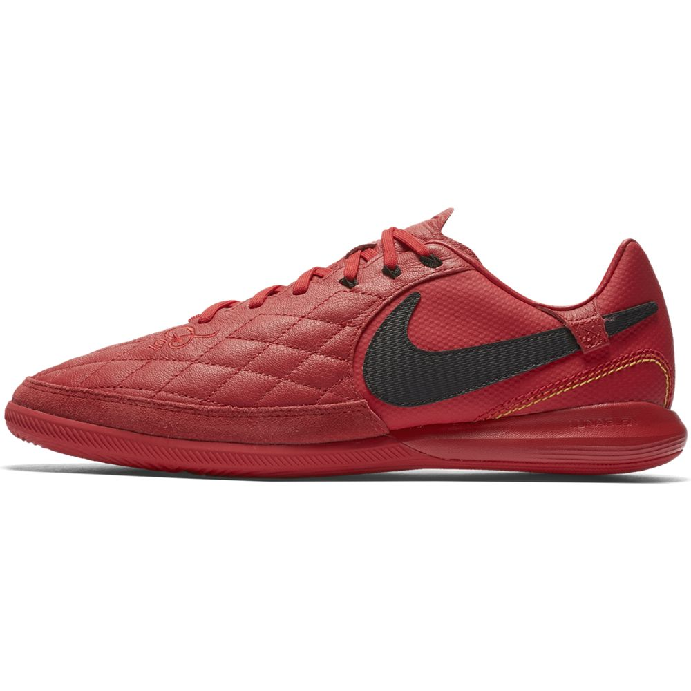 Nike Lunar LegendX 7 Pro 10R IC - Indoor Soccer Shoes - University Red