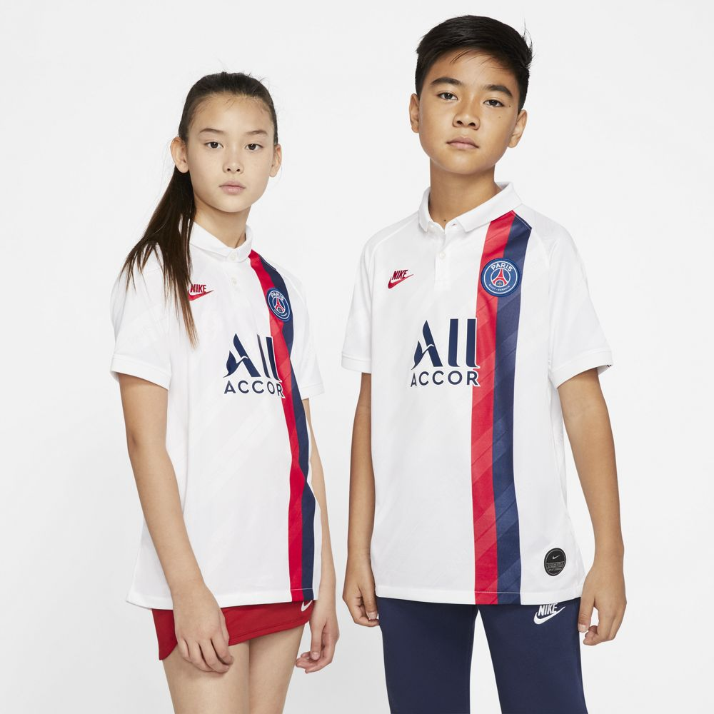Nike Paris Saint-Germain 2019/20 Stadium Third Big Kids' Soccer Jersey