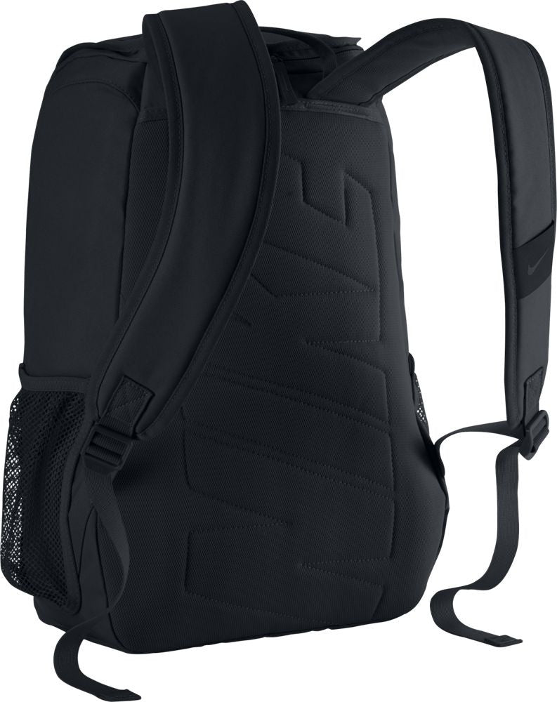Nike Shield Football Backpack - Black/Black