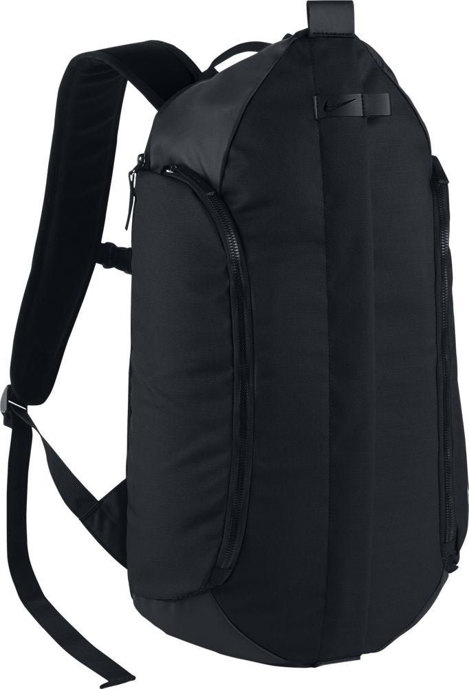 Nike FB Centerline Football Backpack - Black/Black