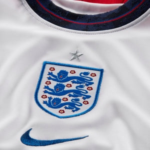 Nike England 2020 Stadium Home Mens Soccer Jersey