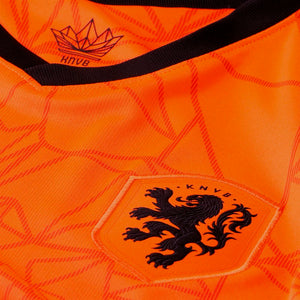 Nike Netherlands 2020 Stadium Home Mens Soccer Jersey