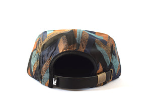Lower Park Terlizzi 5-Panel Short Brim