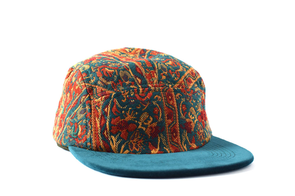Lower Park Al Qamsiyah Jade 5-Panel Hat