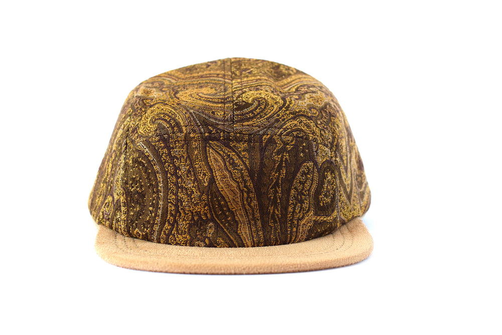Lower Park Mankas Pais 5-Panel Short Brim