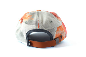 Lower Park Raque Naranja 6-Panel Hat
