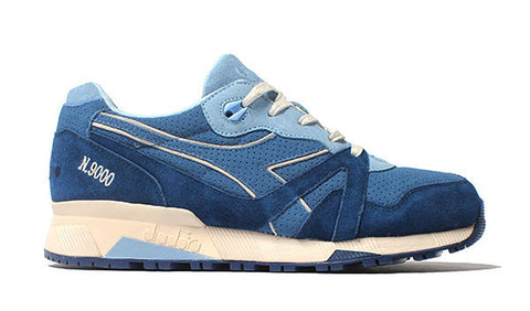 Diadora N9000 Suede Sneakers - Moonlight Blue