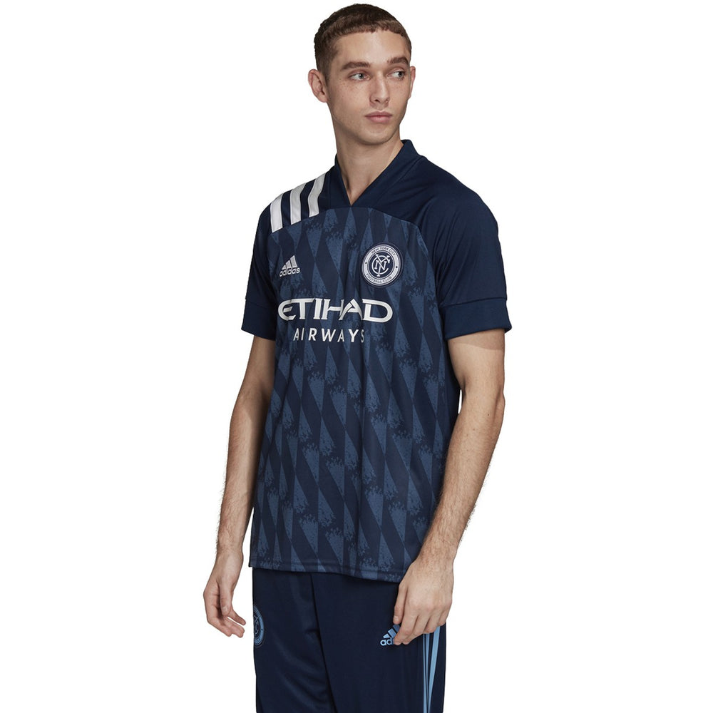 Adidas New York City FC 2020 Away Jersey