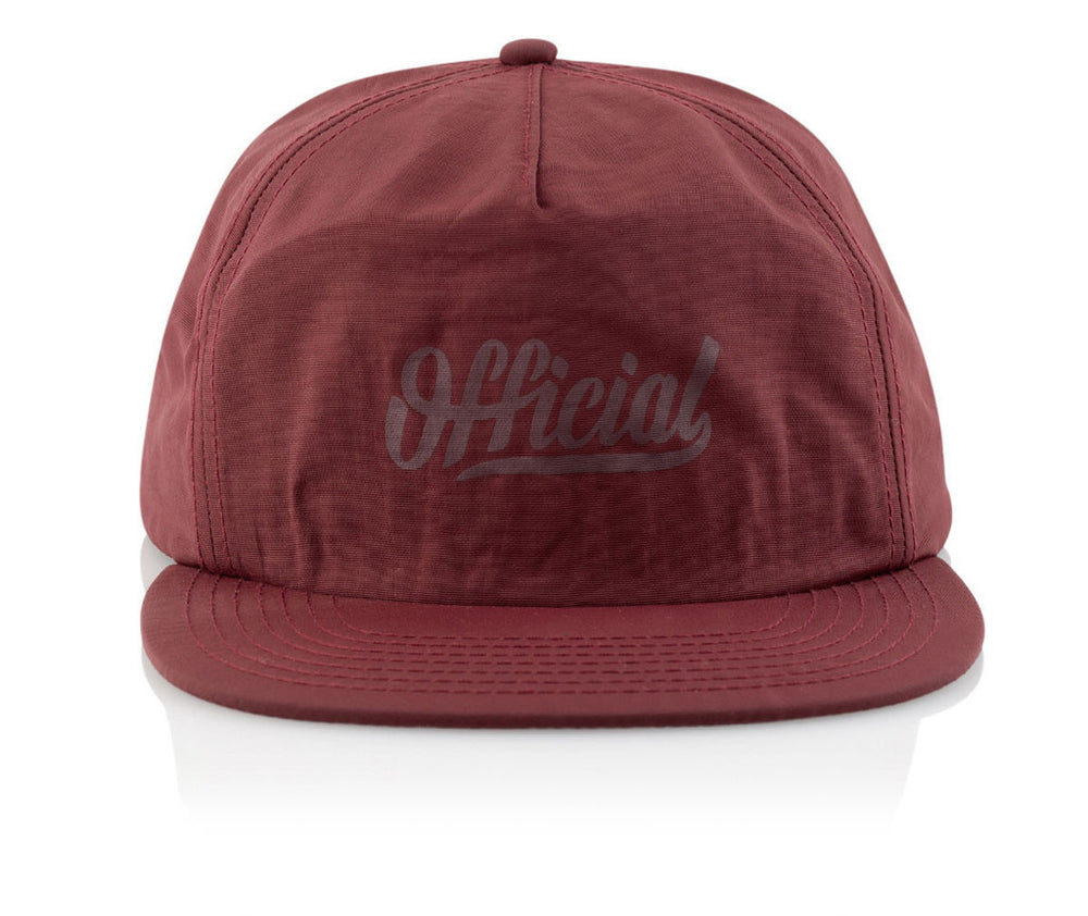 Official Headwear - Toned Down Burg