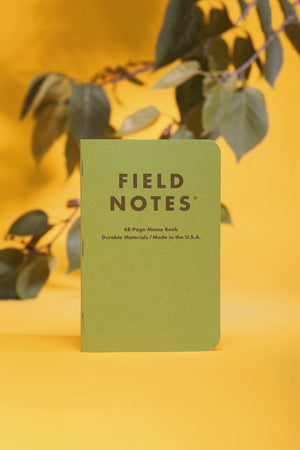 Field Notes Brand - Shenandoah 3-Pack
