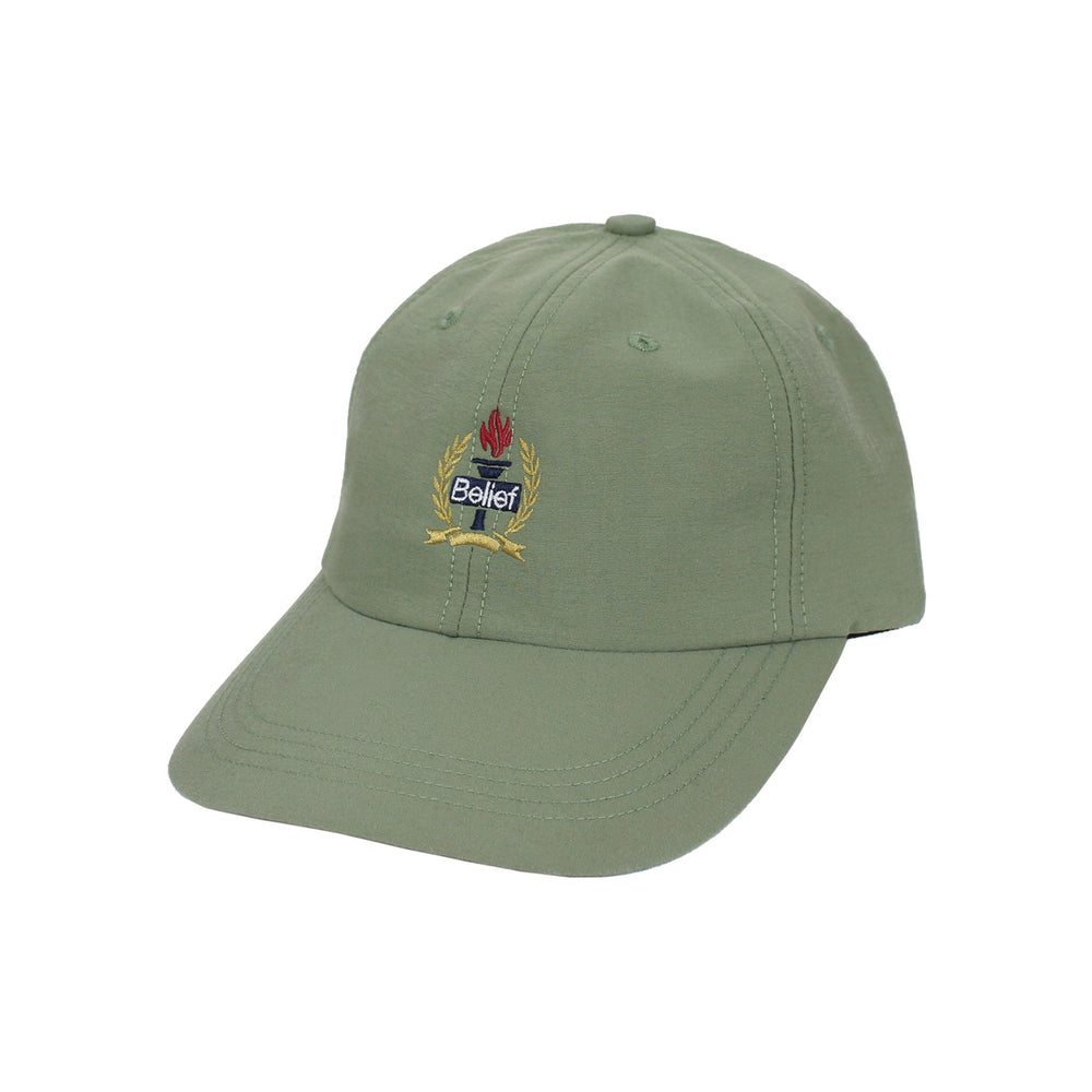 Belief NYC Liberty 6 Panel - Bay Green