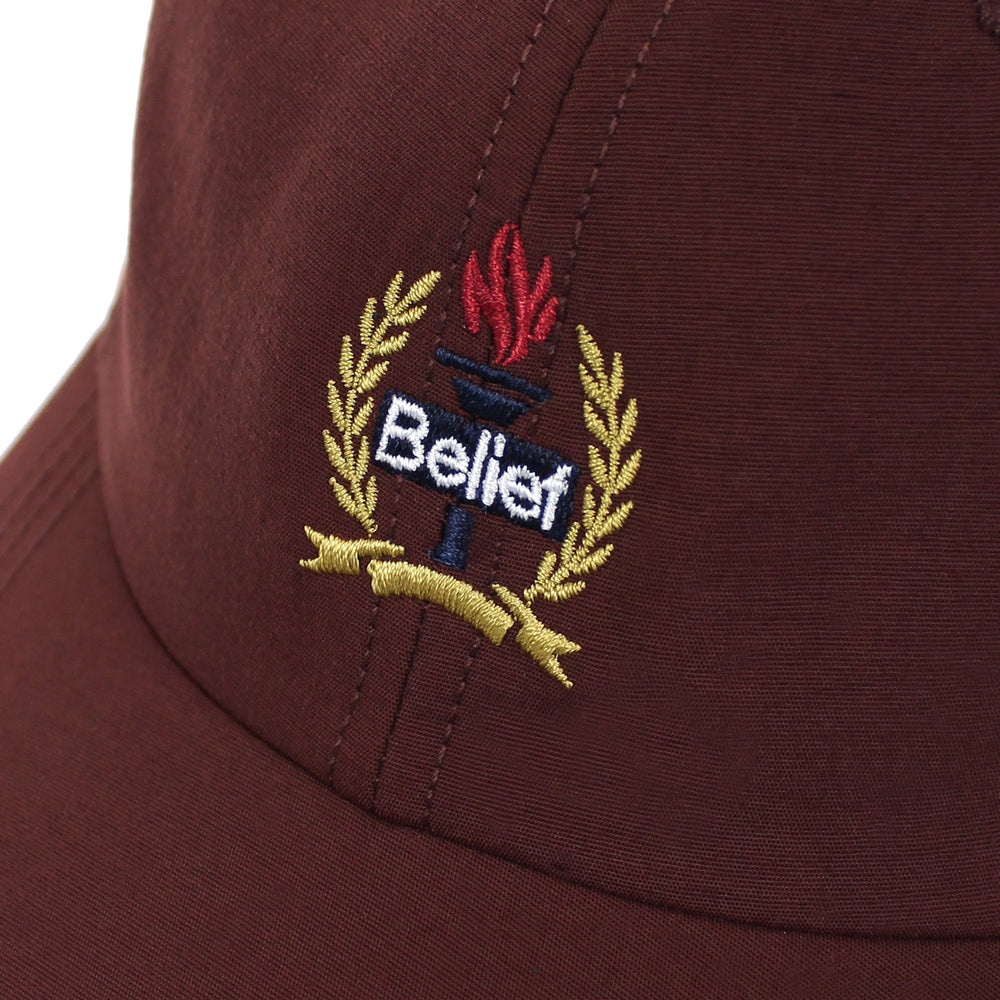 Belief NYC Liberty 6 Panel - Burgundy