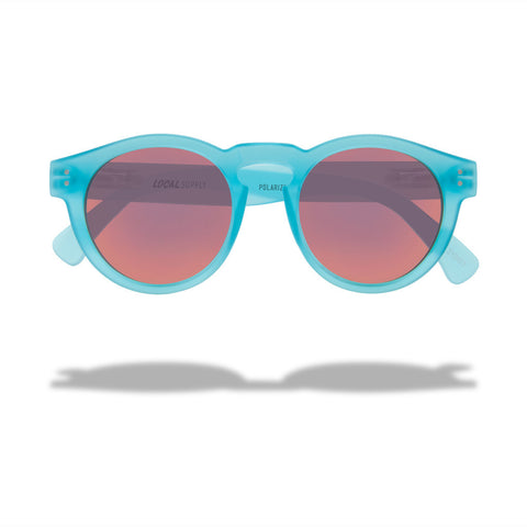 Local Suppy Sunglasses - Freeway: Atlantic