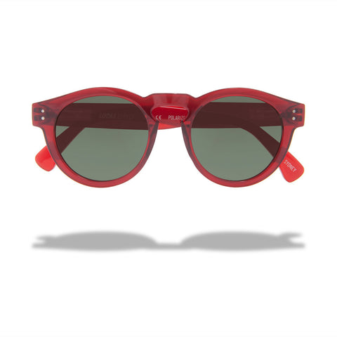 Local Suppy Sunglasses - Freeway: Fossil
