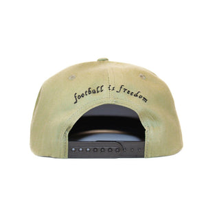 Talisman & Co. - Football is Freedom Cap - The Village Soccer Shop