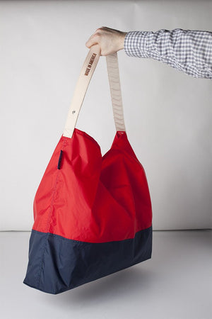 July Nine Two Tone Sack - The Village Soccer Shop