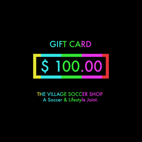 $ 100 Gift Card