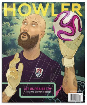 Howler Magazine - The Village Soccer Shop