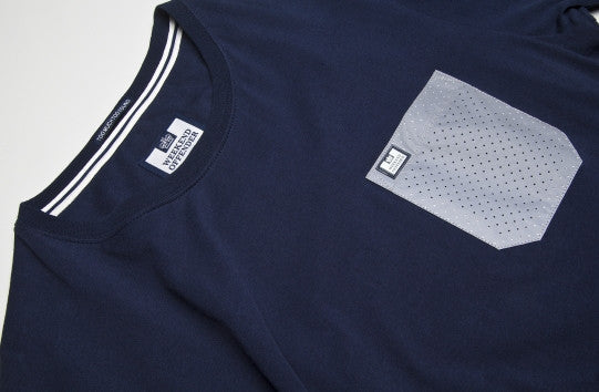 Weekend Offender Augusta Navy T-shirt