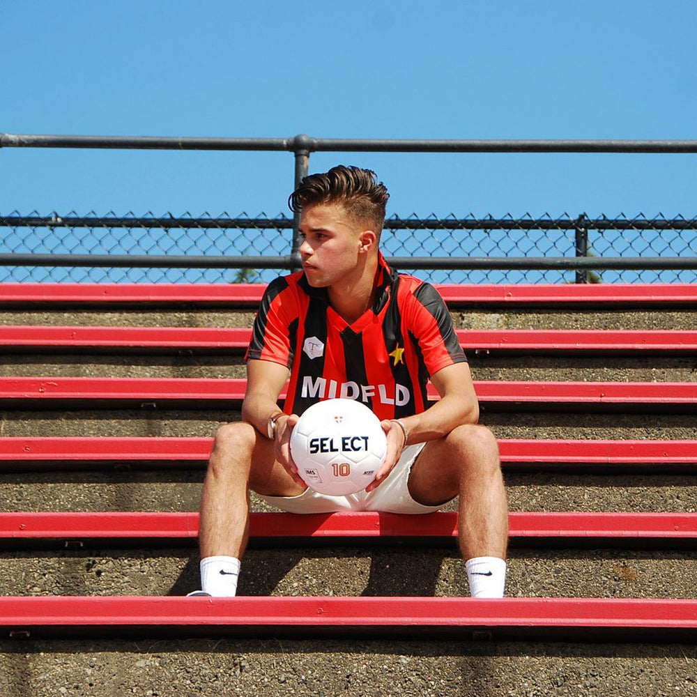 MIDFLD x Terrace Club Retro Milan Inspired Jersey