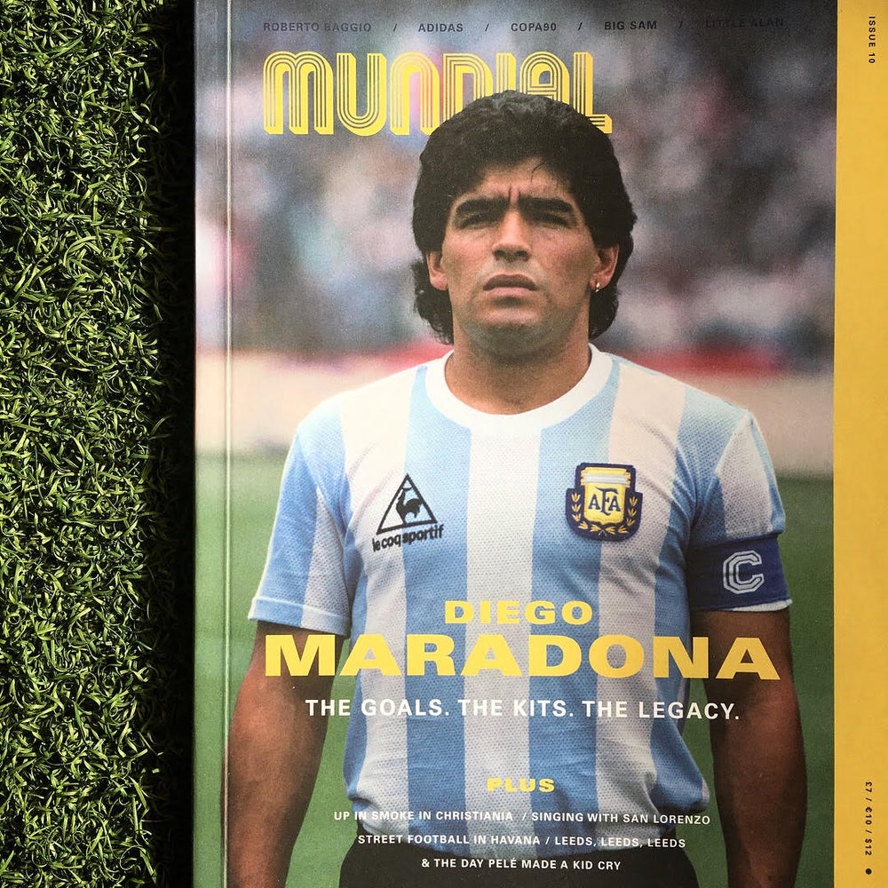 Mundial Magazine - Issue 10