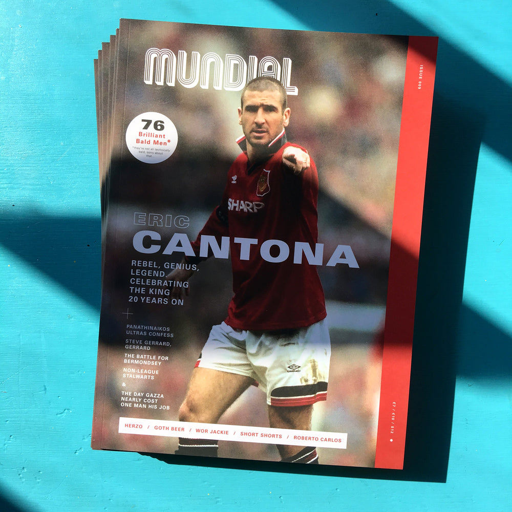 Mundial Magazine - Issue 9