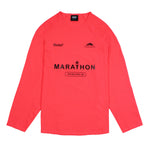Belief NYC Marathon Mesh Jersey - Blaze Orange