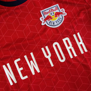 Mitchell & Ness NY RedBulls Retro Jersey Village Soccer Shop