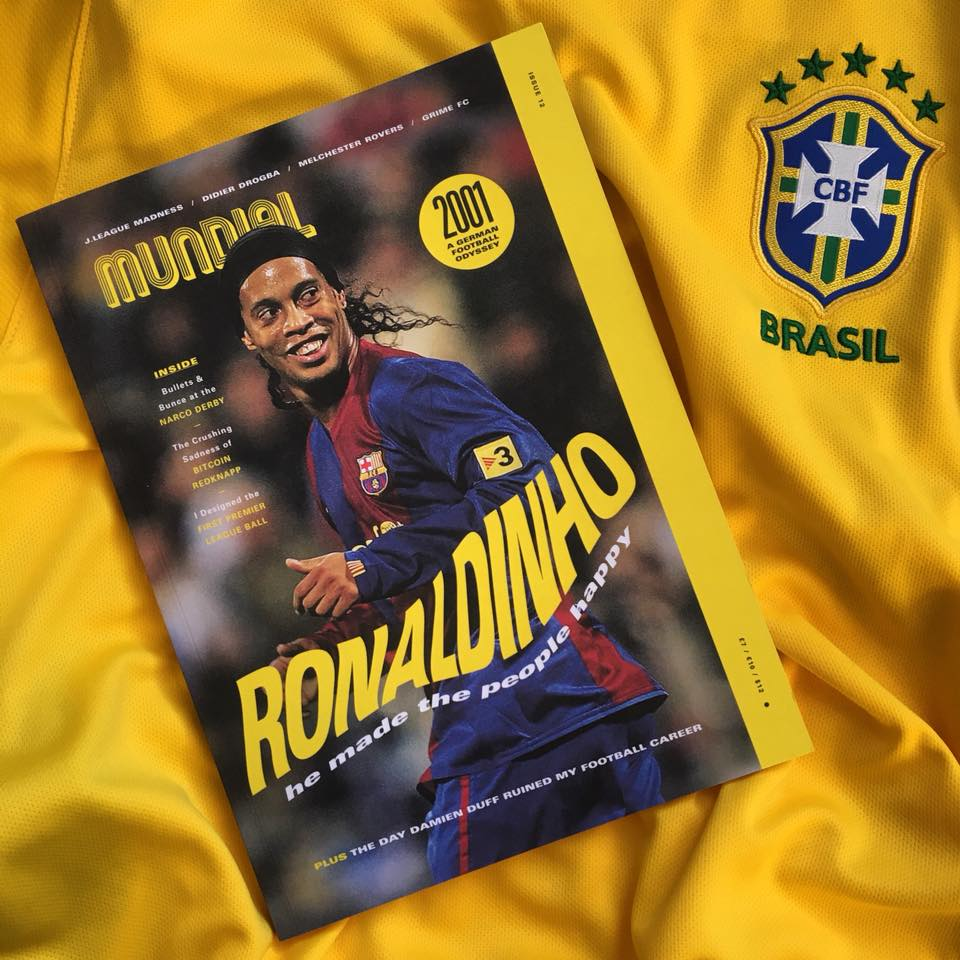 Mundial Magazine - Issue 12
