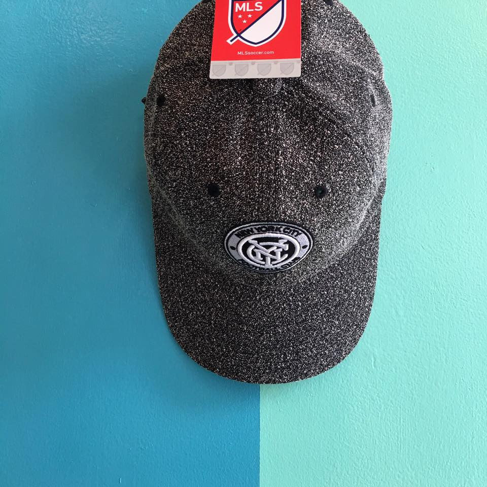 Mitchell & Ness New York City FC BW Static Strapback