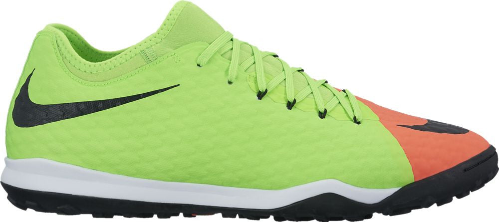 Nike HypervenomX Finale II TF Turf Shoes -  Electric Green/Black