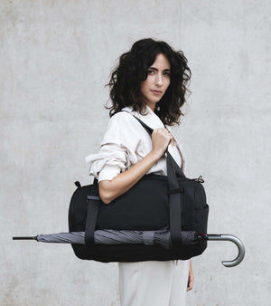 Notabag Duffle - Black