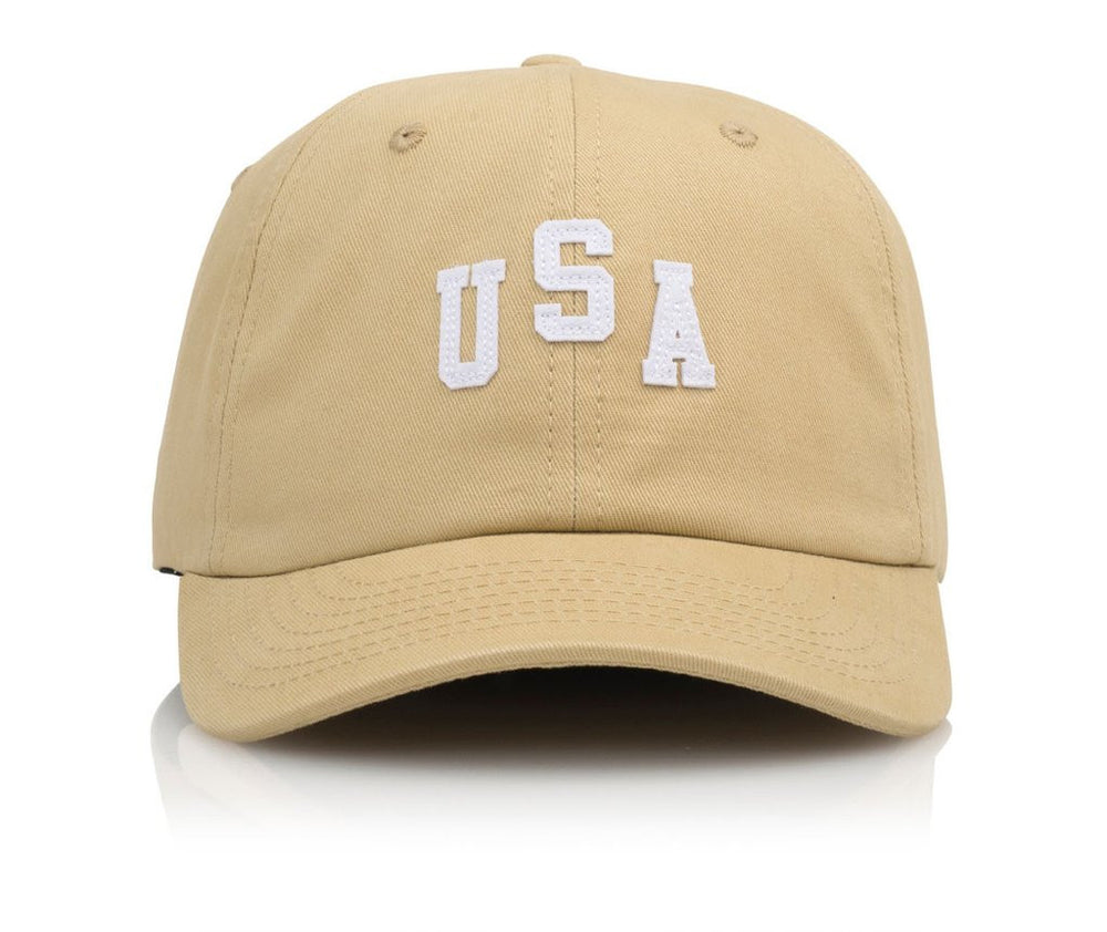 Official Headwear - USA Khaki Classic