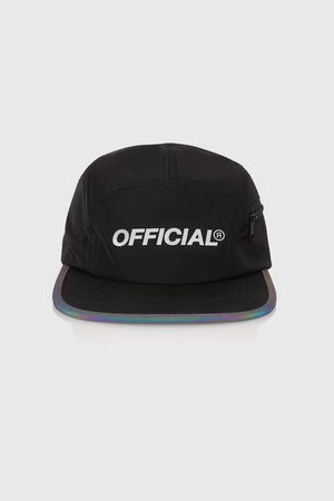 Official Headwear - Reflectech Squid Ink Dichroic Camper