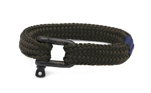 PIG & HEN - Reserva Ron Rope Bracelet - Army