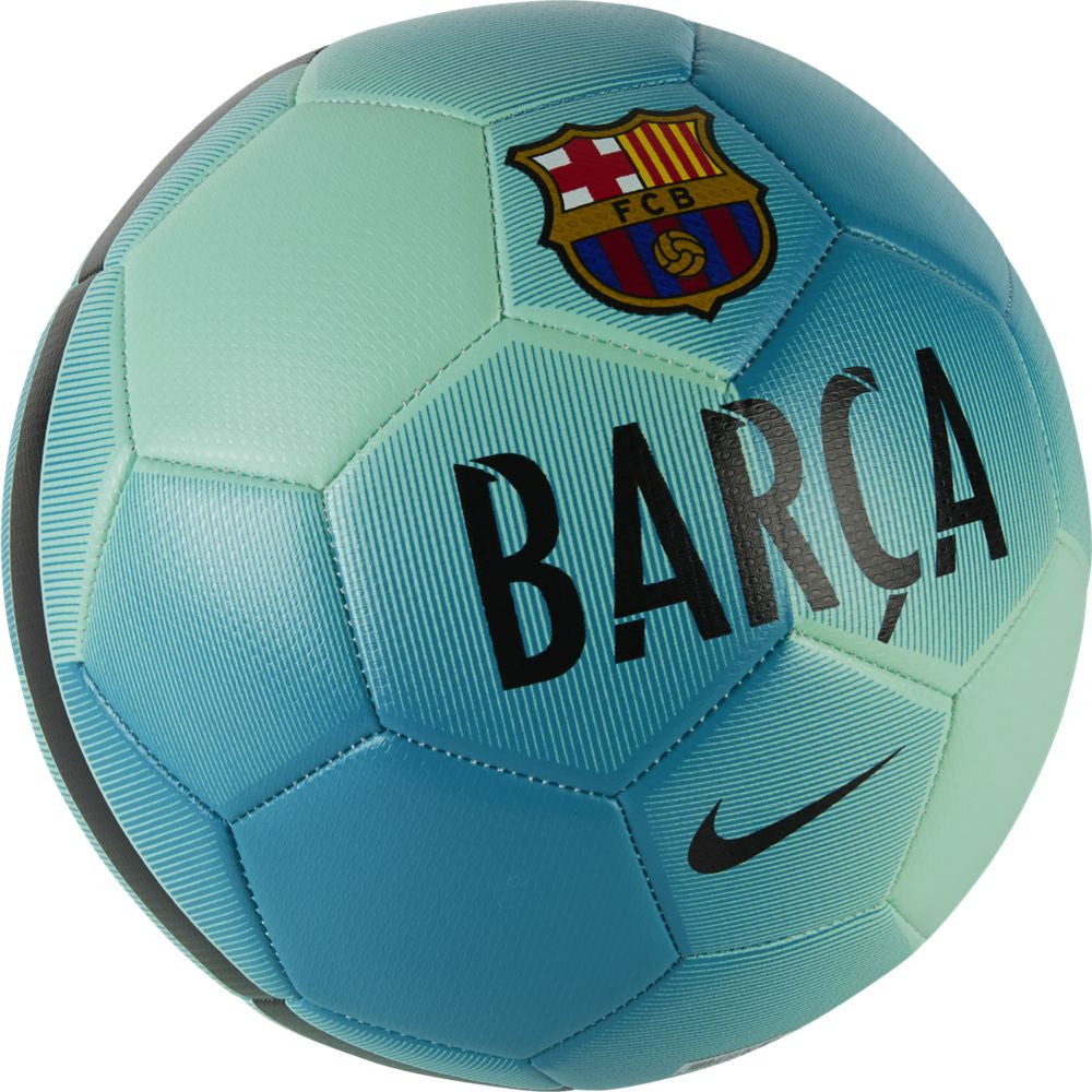 Nike F.C. Barcelona Prestige Football - Green Glow