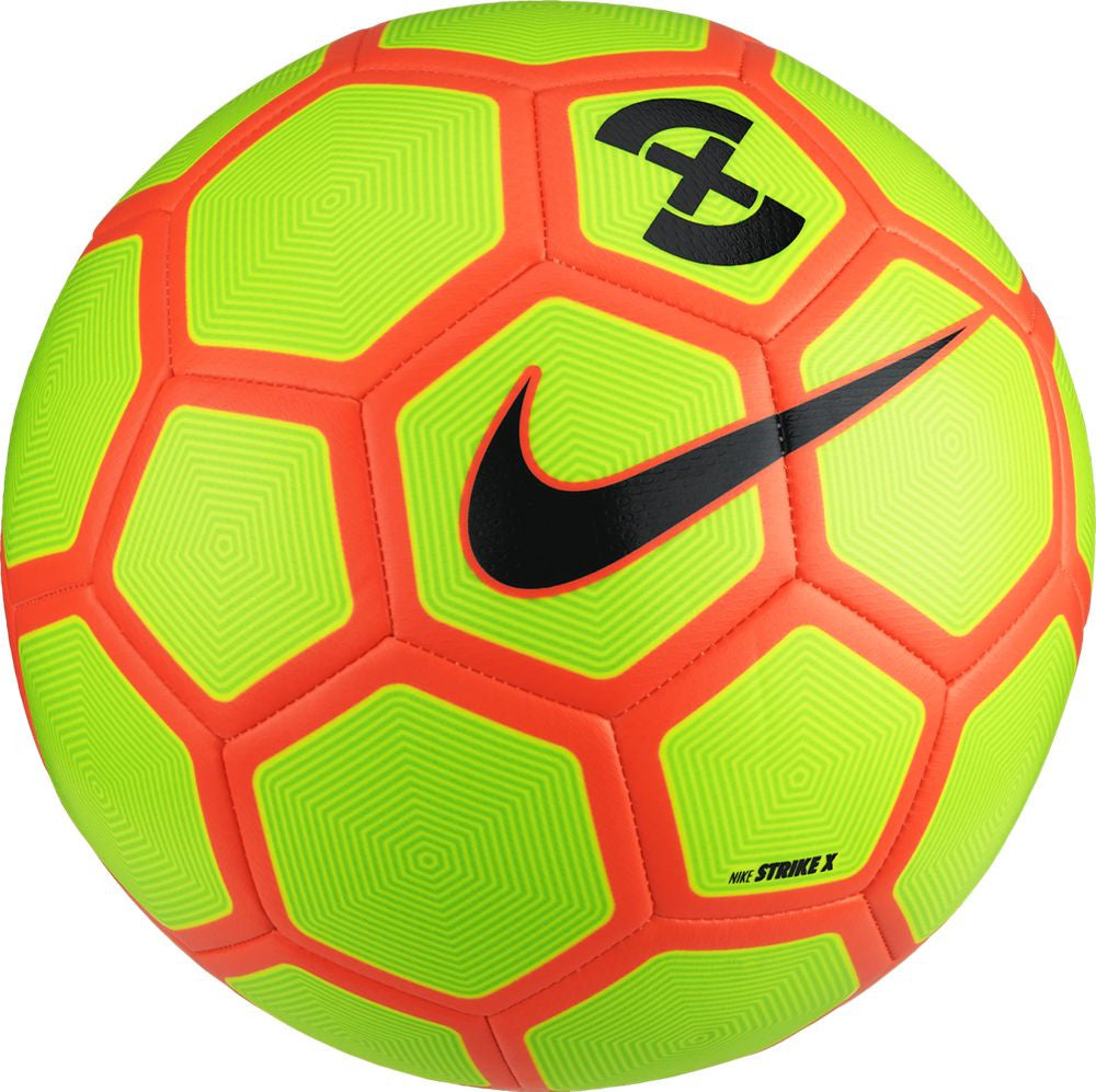 Nike FootballX Strike Football - Volt