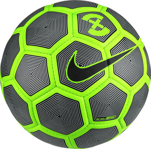 Nike FootballX Duro Football - Black/Electric Green