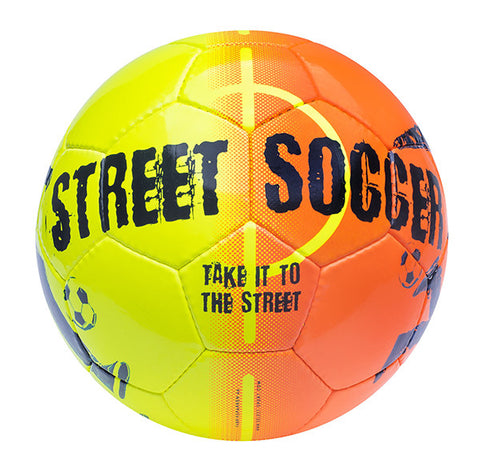 Select Sport Street Soccer Ball - Orange