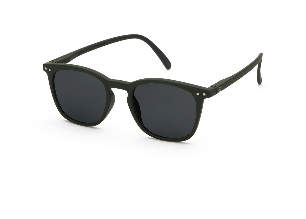 IZIPIZI Paris Sunglasses #E - Khaki Green