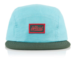 Official Headwear - Skate Pequeno