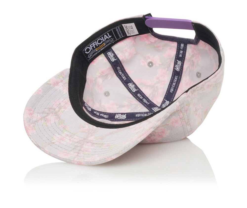 Official Headwear - Blackpool Purp - Village Soccer Shop
