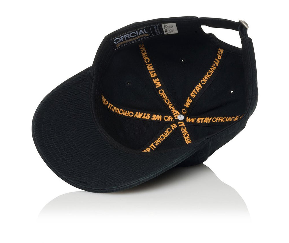 Official Headwear - Forever BLK