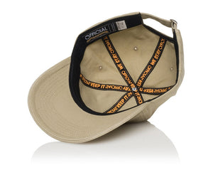 Official Headwear - Forever Khaki - Village Soccer Shop