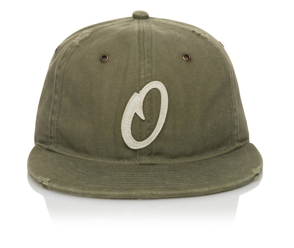 Official Headwear -ROJO O Olive