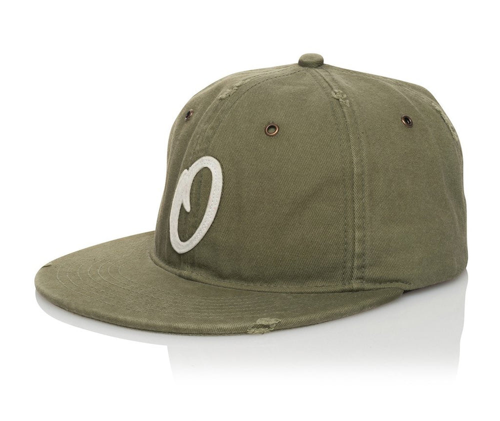 Official Headwear -ROJO O Olive - Village Soccer Shop